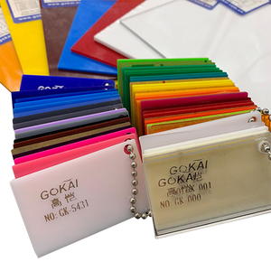 Colored Acrylic Sheets